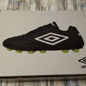 New in box Umbro cleats